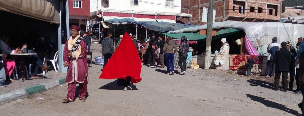 Magia negra en Sidi Ali (Parte I: La higuera)