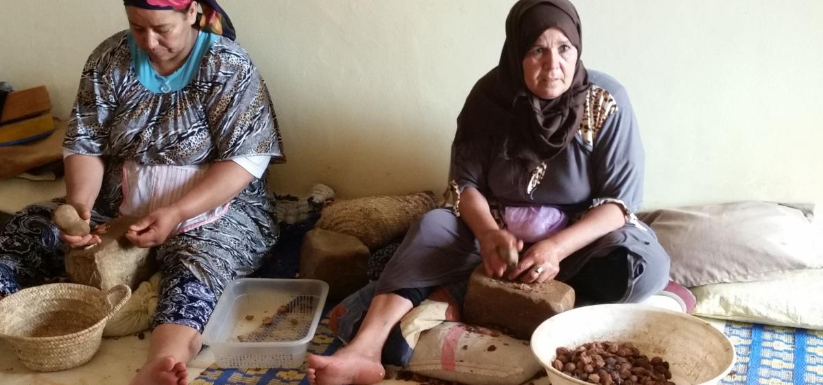 Amal, esperanza para las mujeres marroquíes